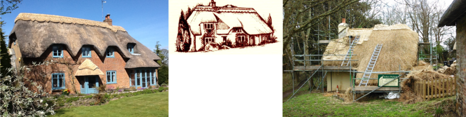 John Pickett Master Thatcher Wimborne Dorset